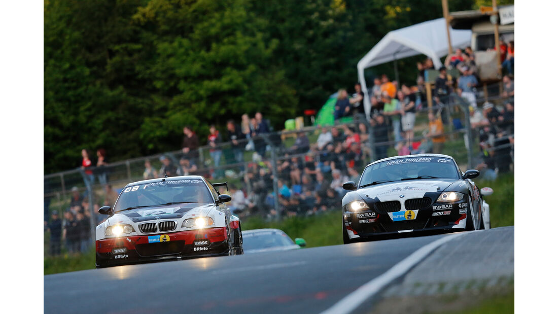 BMW - 24h-Rennen Nürburgring 2017 - Nordschleife