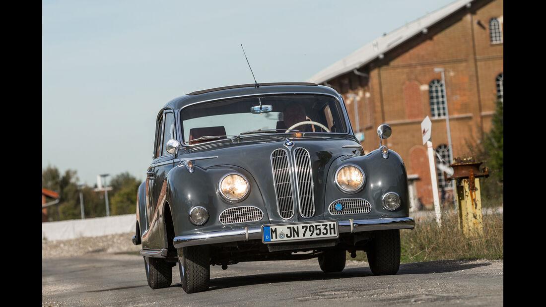 BMW 2600 L (Typ 502,V8), Frontansicht