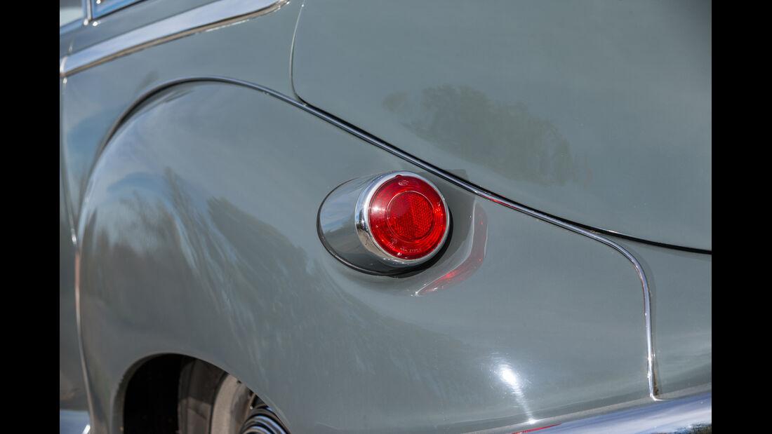 BMW 2600 L (Typ 502,V8), Heckleuchte