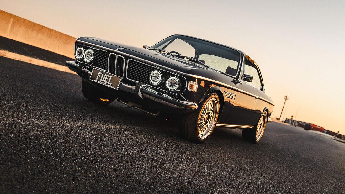 BMW 2800 CS E9 mit M3-Motor von Fuel Bespoke Design