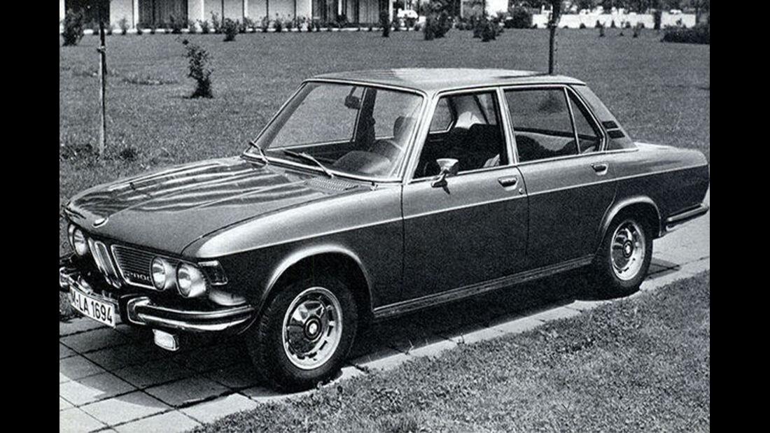 BMW, 2800,Limousine, IAA 1969