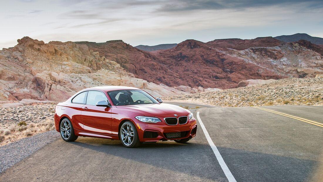 BMW 2er 2014 F22