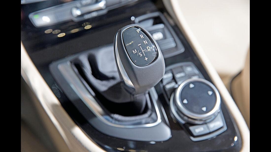 BMW 2er Active Tourer, Automatikgetriebe