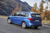 BMW 2er Active Tourer, BMW 2er Gran Tourer