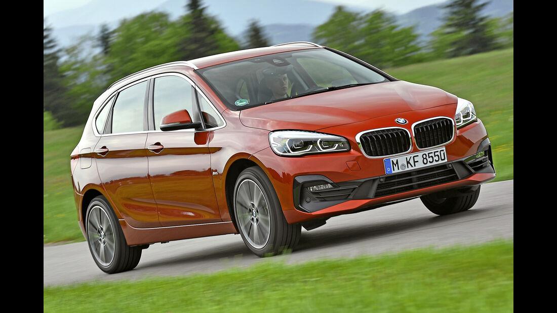 BMW 2er Active Tourer/Gran Tourer, Best Cars 2020, Kategorie L Vans