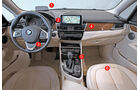 BMW 2er Active Tourer, Innenraum, Cockpit