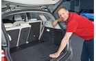 BMW 2er Active Tourer, Kofferraum