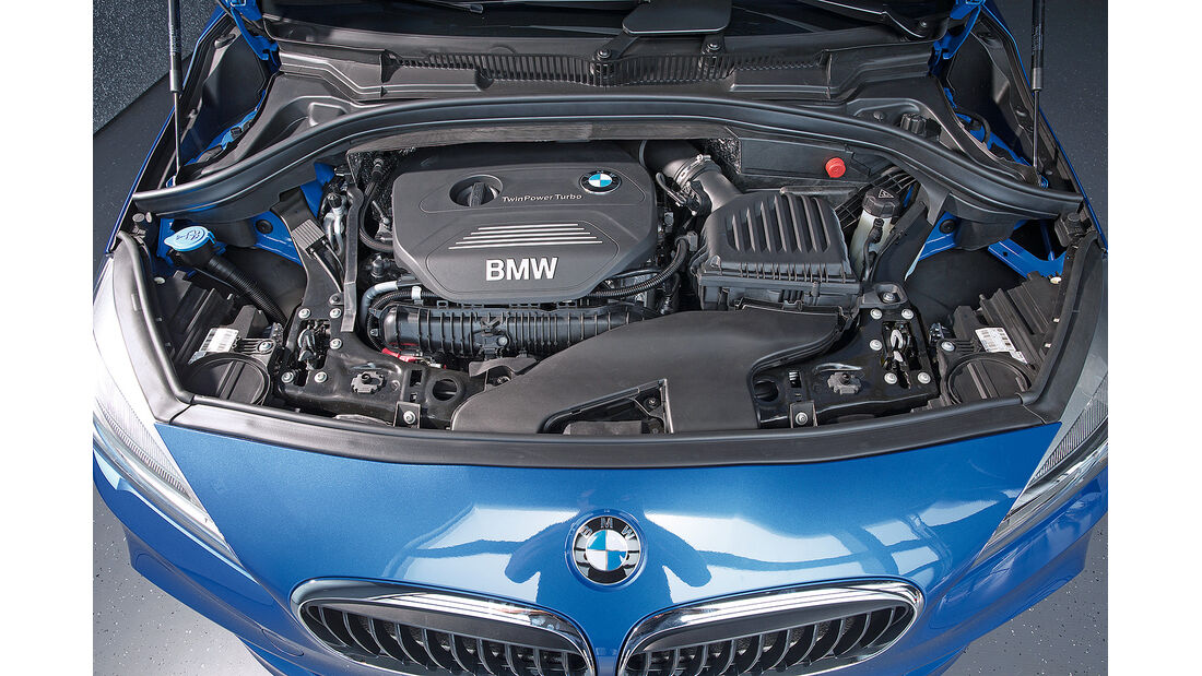 BMW 2er Active Tourer, Motor, 225i
