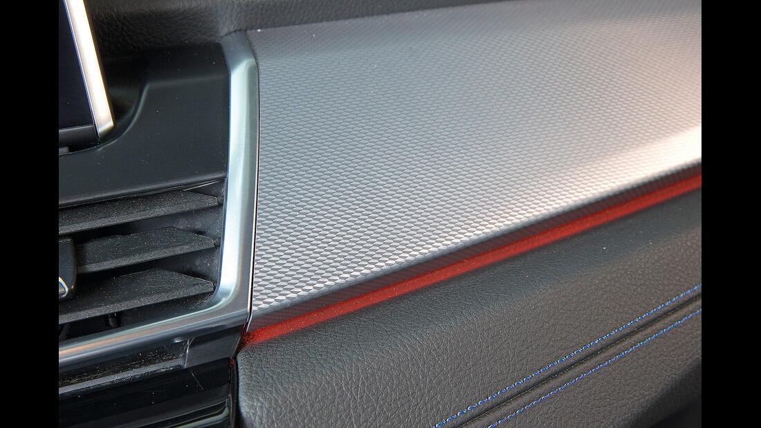 BMW 2er Active Tourer, Zierblenden