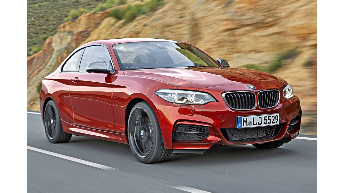 BMW 2er Coupé, Best Cars 2020, Kategorie C Kompaktklasse
