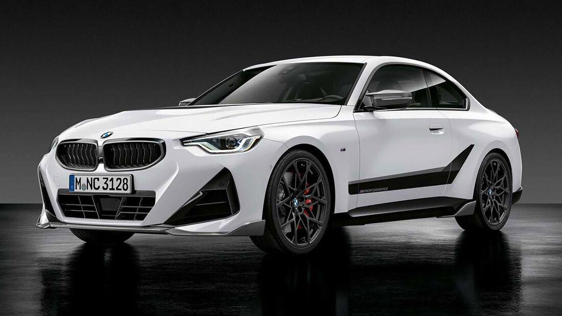 BMW 2er Coupé M Performance Parts
