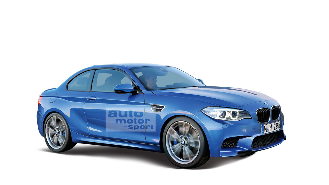 BMW 2er Coupé M2