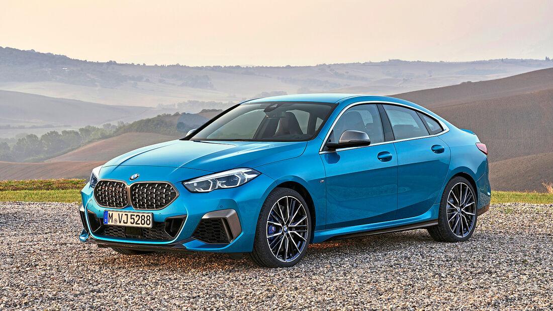 BMW 2er Gran Coupé, Autonis 2020