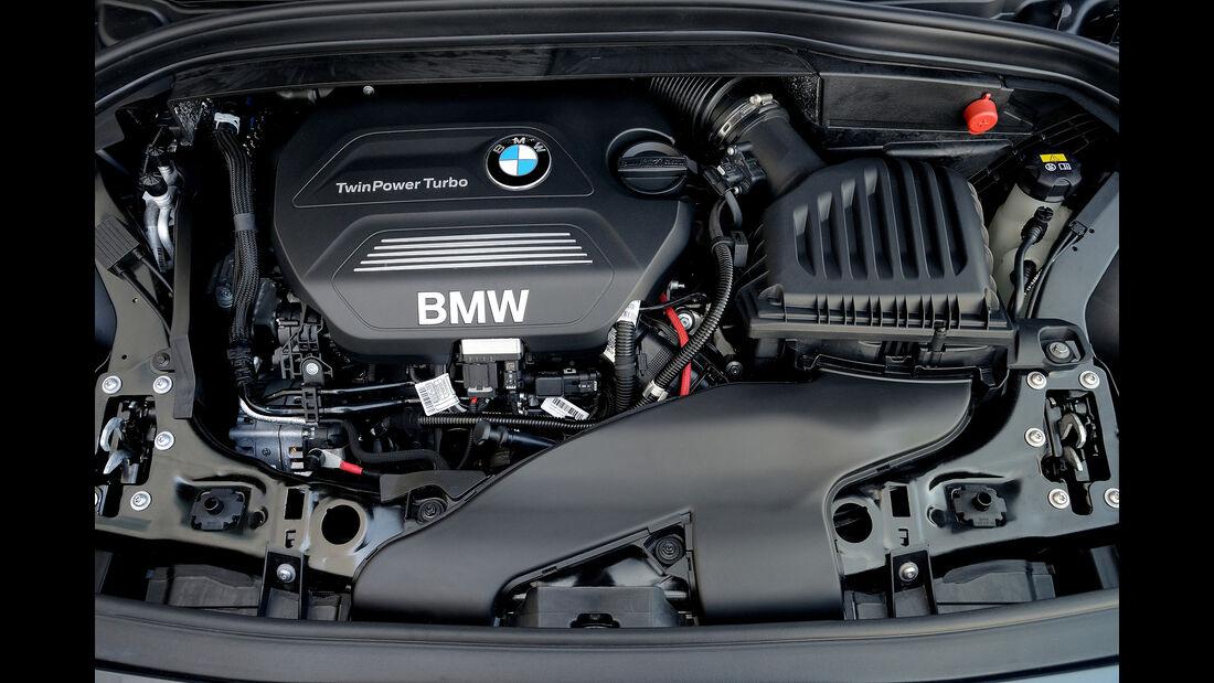BMW 2er Gran Tourer, 220d, Motor