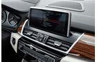 BMW 2er Gran Tourer, Infotainment, Display