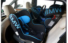 BMW 2er Gran Tourer, Kindersitze