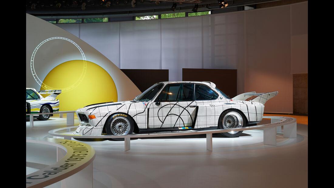 BMW 3.0 CSL - Art Car (1976)