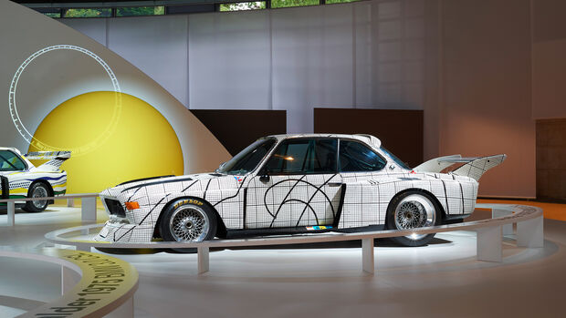 BMW 3.0 CSL - Art Car (1976)