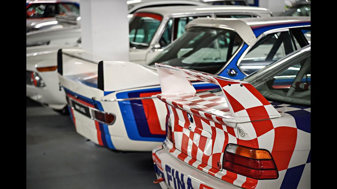 BMW 3.0 CSL - Baujahr 1973 - Rennwagen - BMW Depot