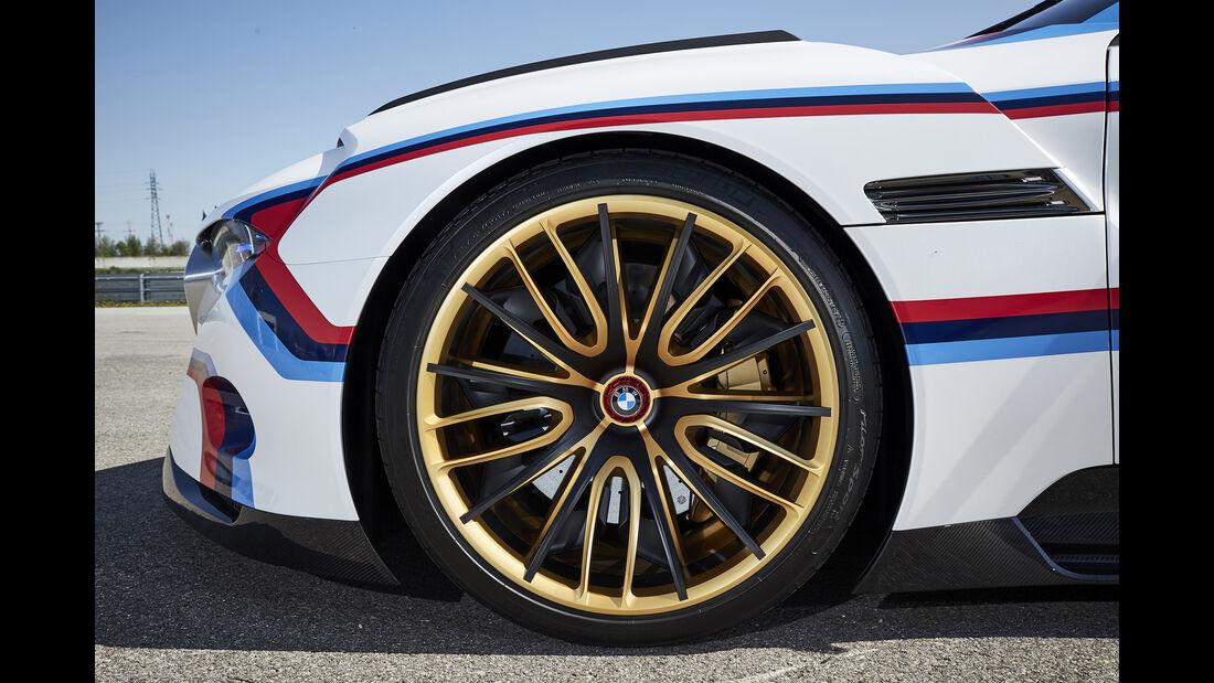 BMW 3.0 CSL Hommage, Exterieur