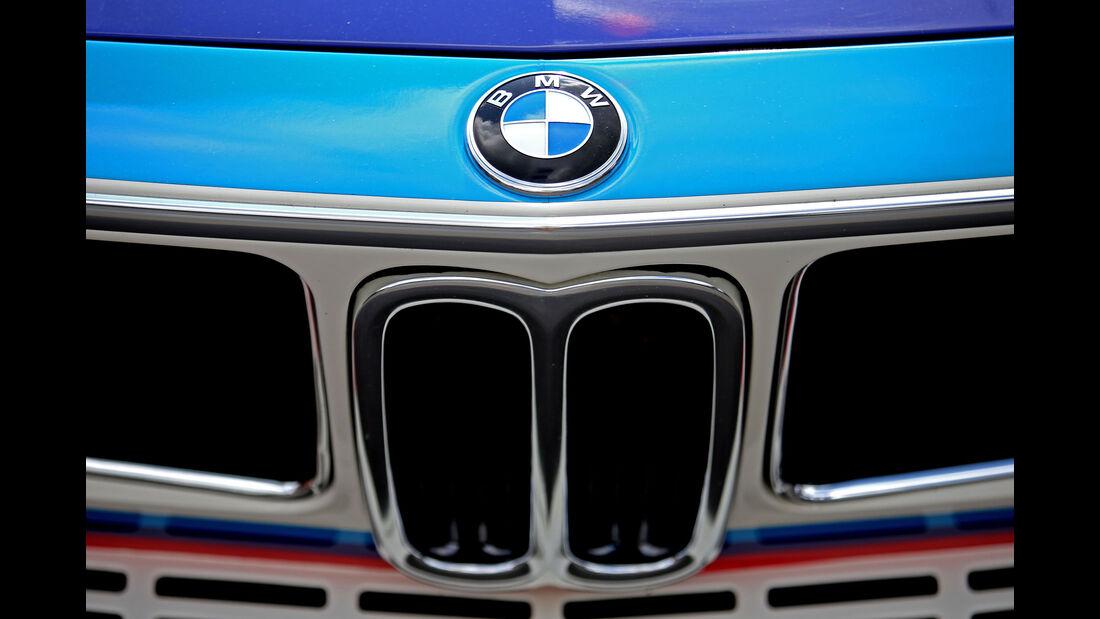 BMW 3.0 CSL - Legendenparade - GP Österreich 2017 - Spielberg
