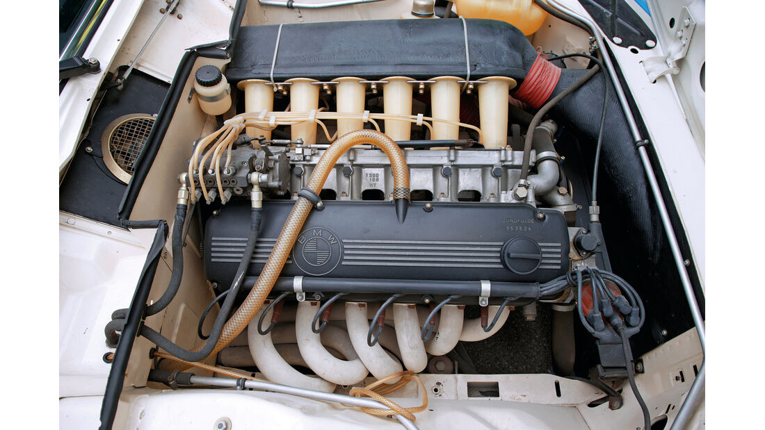 BMW 3.0 CSL, Motor