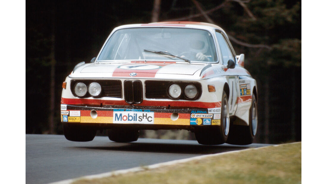 BMW 3.0 CSL - Nürburgring