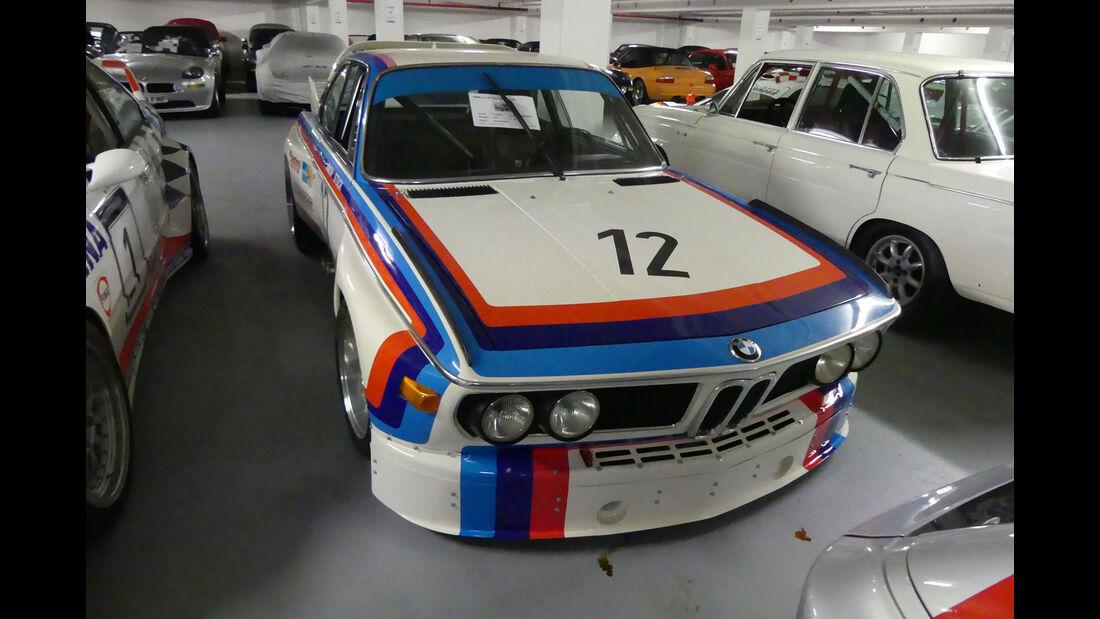 BMW 3.0 CSL Rennsport Coupé - Baujahr 1973 - Rennwagen - BMW Depot
