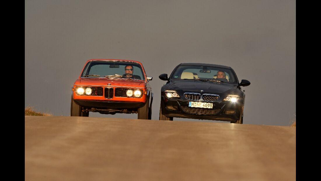 BMW 3.0 CSL und M6