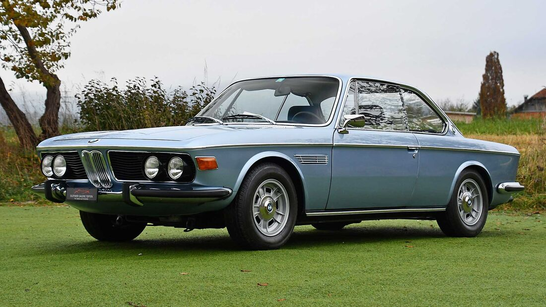BMW 3,0 CSi 1972