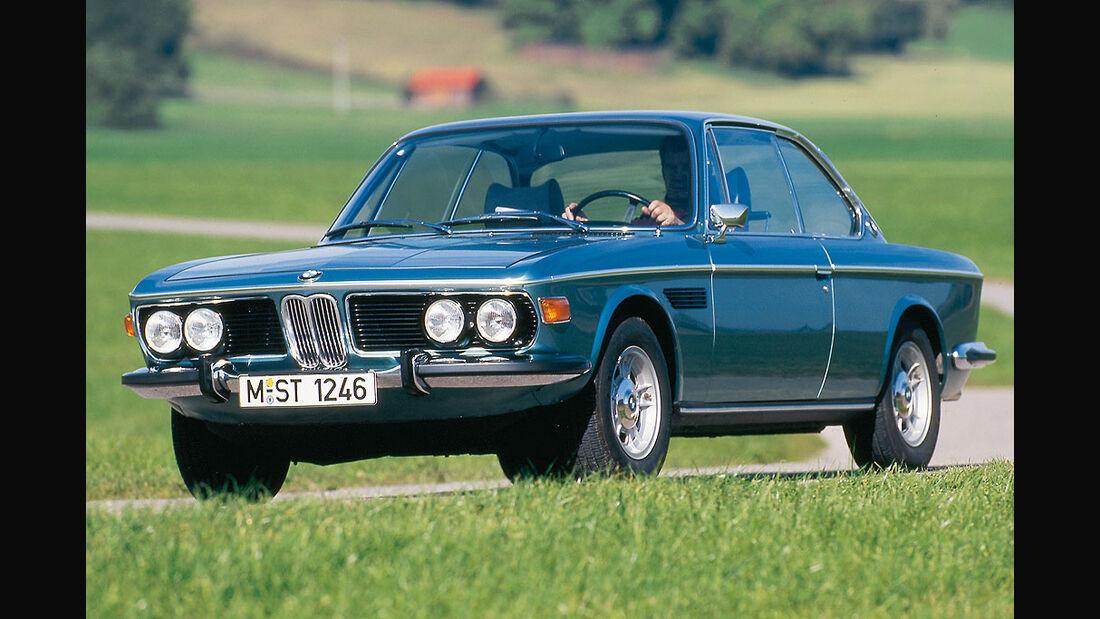 BMW 3.0 CSi Baujahr 1971