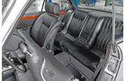 BMW 3.0 CSi (E9), Fondsitze, Interieur