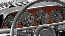 BMW 3.0 CSi (E9), Rundinstrumente