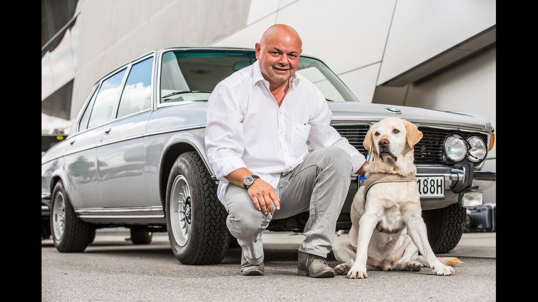 BMW 3.3 Li, Bert Bitterer