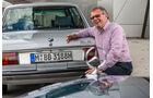 BMW 3.3 Li, Mercedes 280 SE 3.5, Alf Cremers