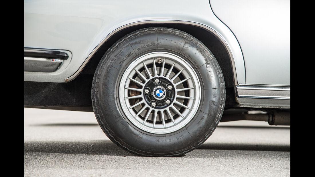 BMW 3.3 Li, Rad, Felge