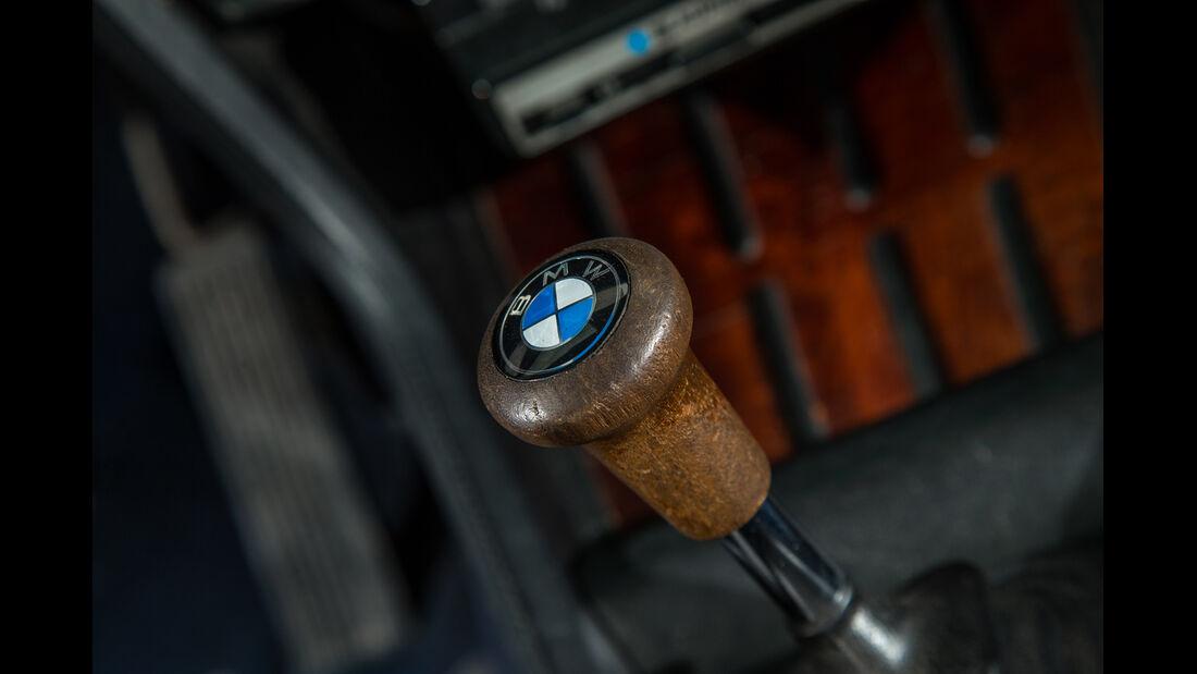 BMW 3.3 Li, Schalthebel