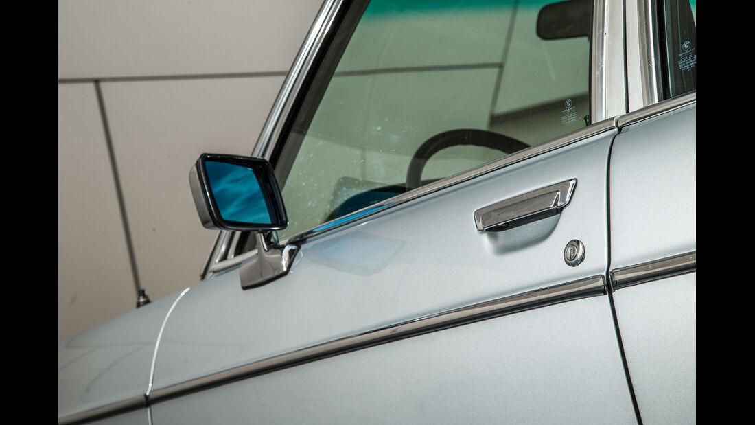 BMW 3.3 Li, Seitenspiegel