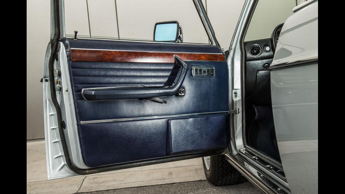 BMW 3.3 Li, Tür