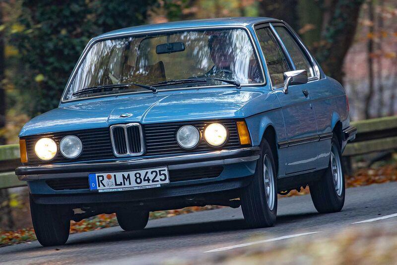 BMW 315 Automatic E21 (1977)