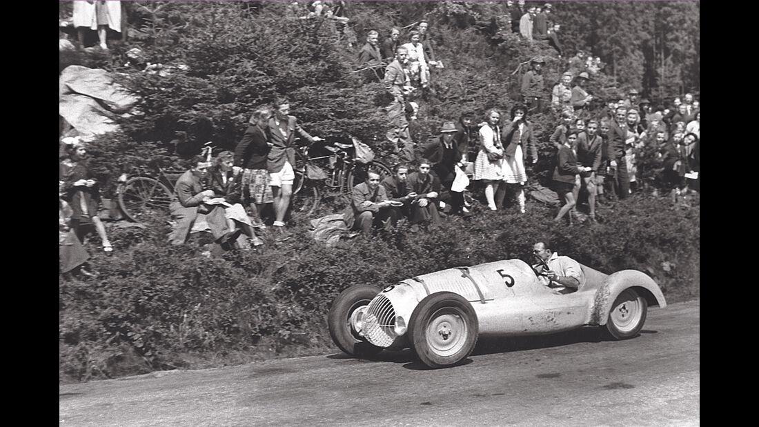 BMW-315-Basis - Sportwagen - Toni Neumaier - Baiersbronn-Obertal - Ruhestein - Bergrennen 1946