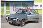 BMW 315, Frontansicht