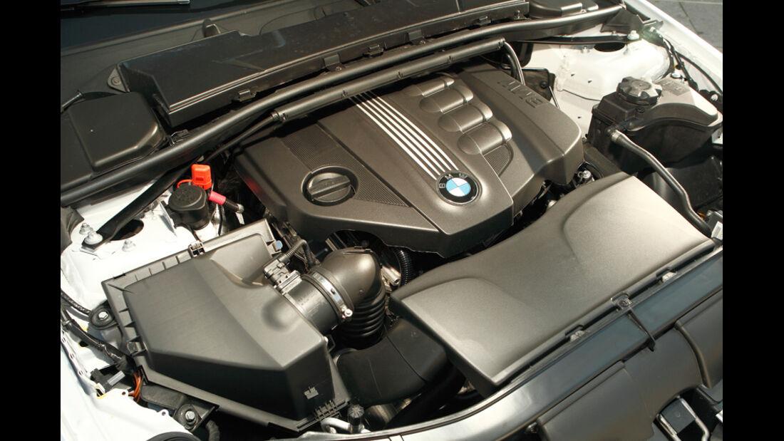 BMW 316d Touring, Motor