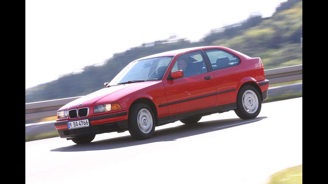 BMW 316i, Seitenansicht