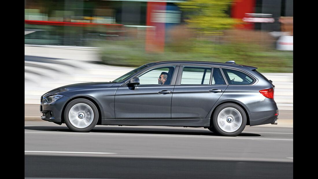 BMW 316i Touring, Seitenansicht