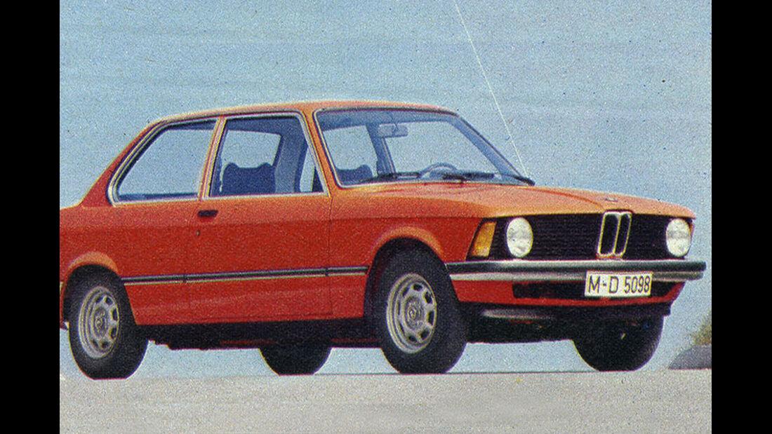 BMW, 318, IAA 1977