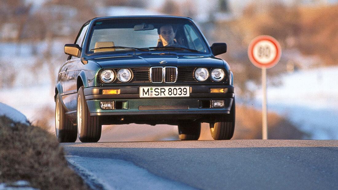 BMW 318 i Cabriolet