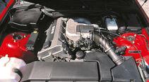 BMW 318 iS (E36), Motor