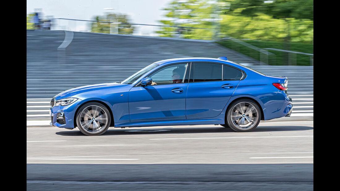 BMW 318d, Exterieur