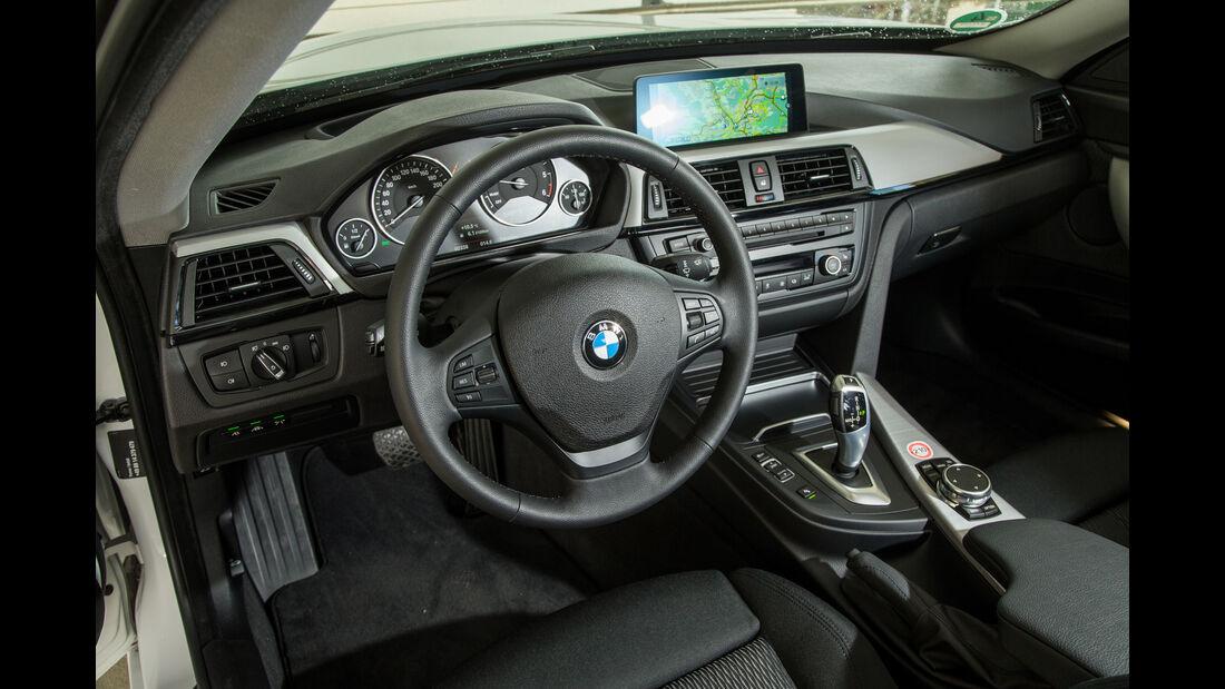 BMW 318d GT, BMW 325d GT, Motorenvergleich, Motorvarianten